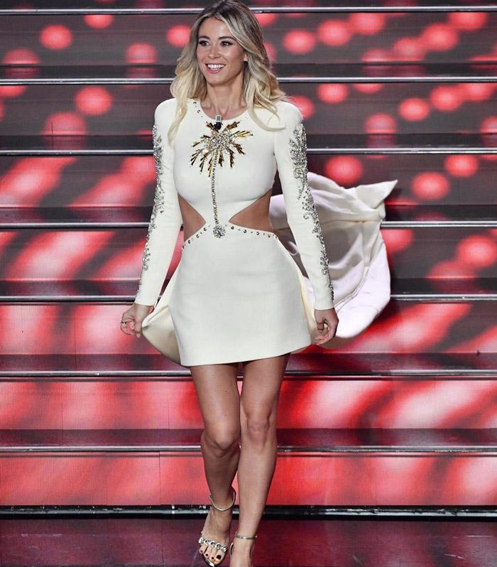 Diletta Leotta, serata finale Sanremo