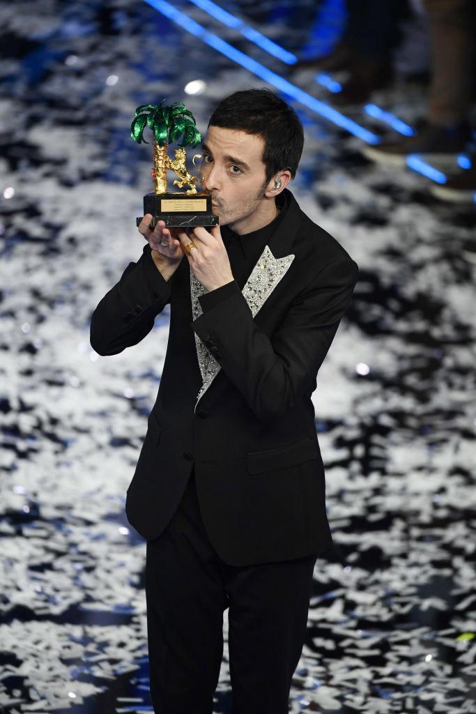 Diodato vincitore di Sanremo 2020