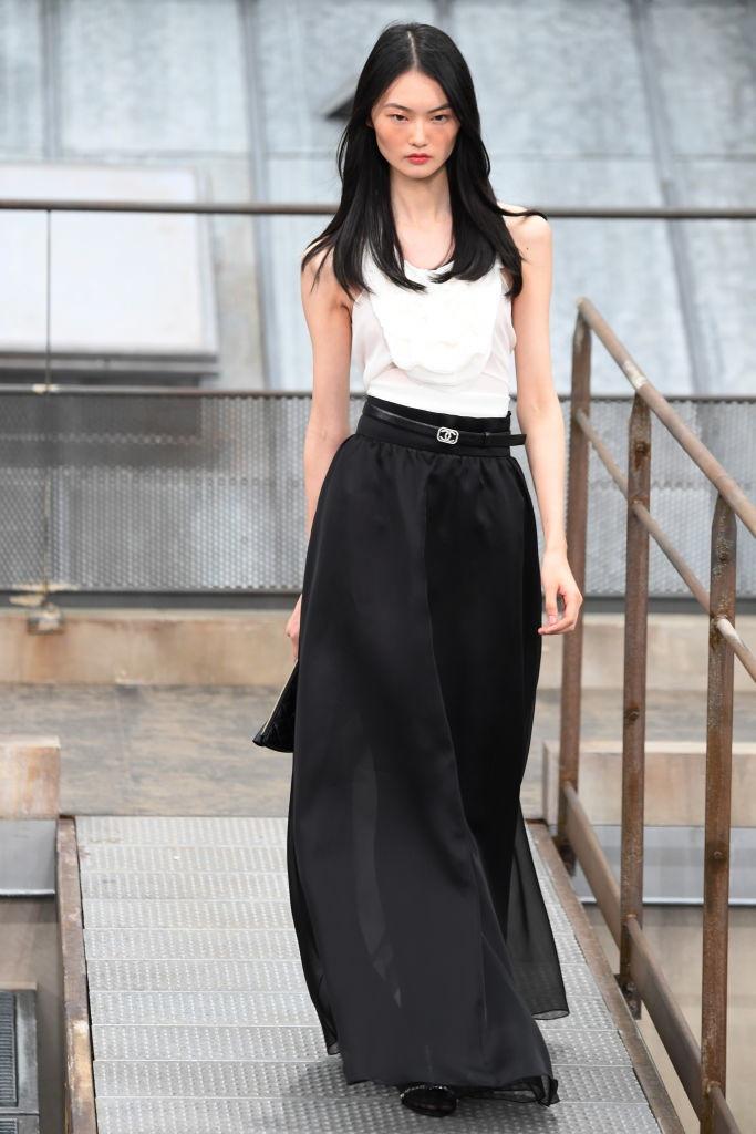 Chanel, collezione primavera estate 2020