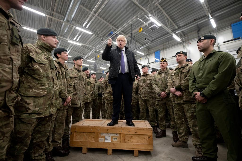 Discorso alle truppe