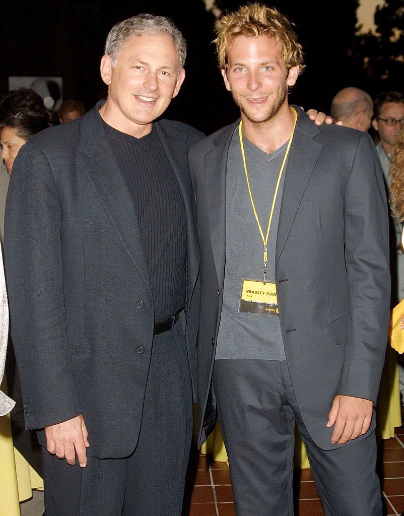 Bradley Cooper: una delle sue primissime foto, correva l'anno 2001