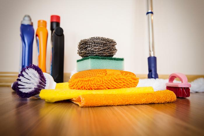 Come disinfettare casa