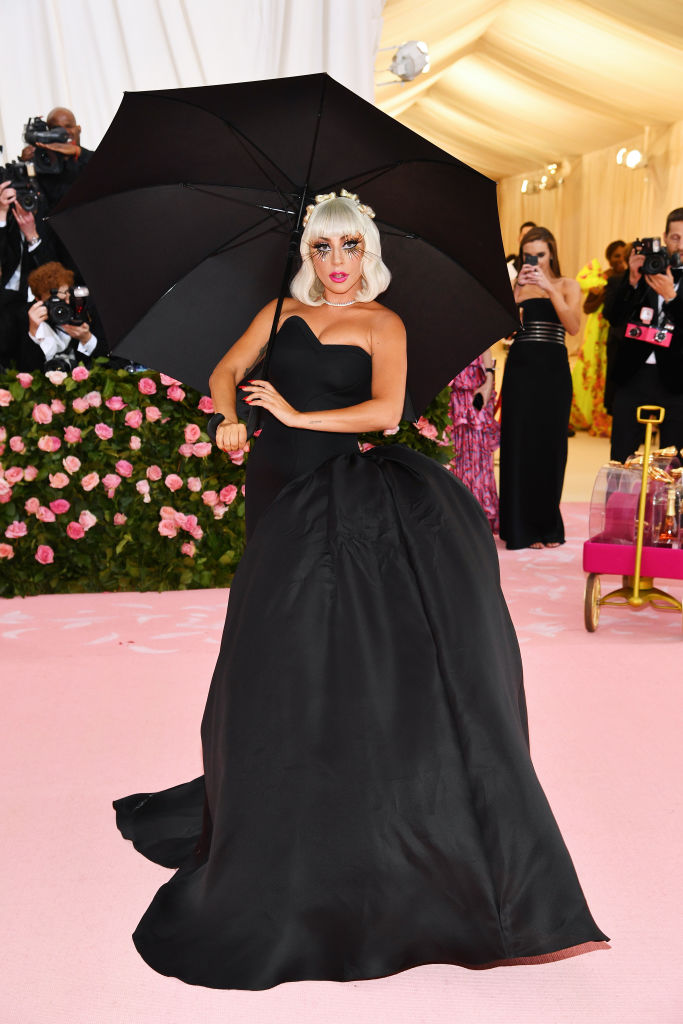 Lady Gaga: 2019 Met Gala Celebrating Camp