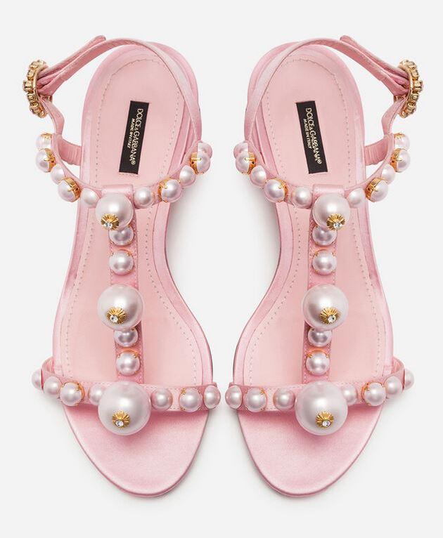 Sandalo con perle