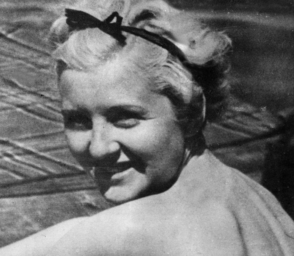 Donne di Hitler: Eva Braun moglie del dittatore