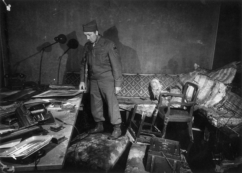 Donne di Hitler: le foto del bunker di Berlino