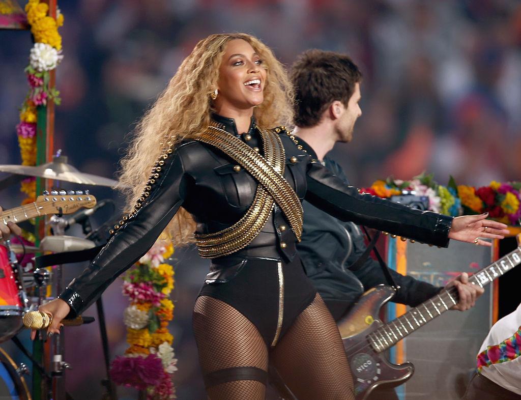 Beyonce al Super Bowl