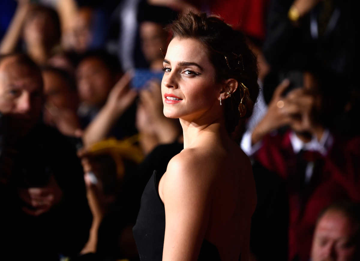 Emma Watson a Los Angeles