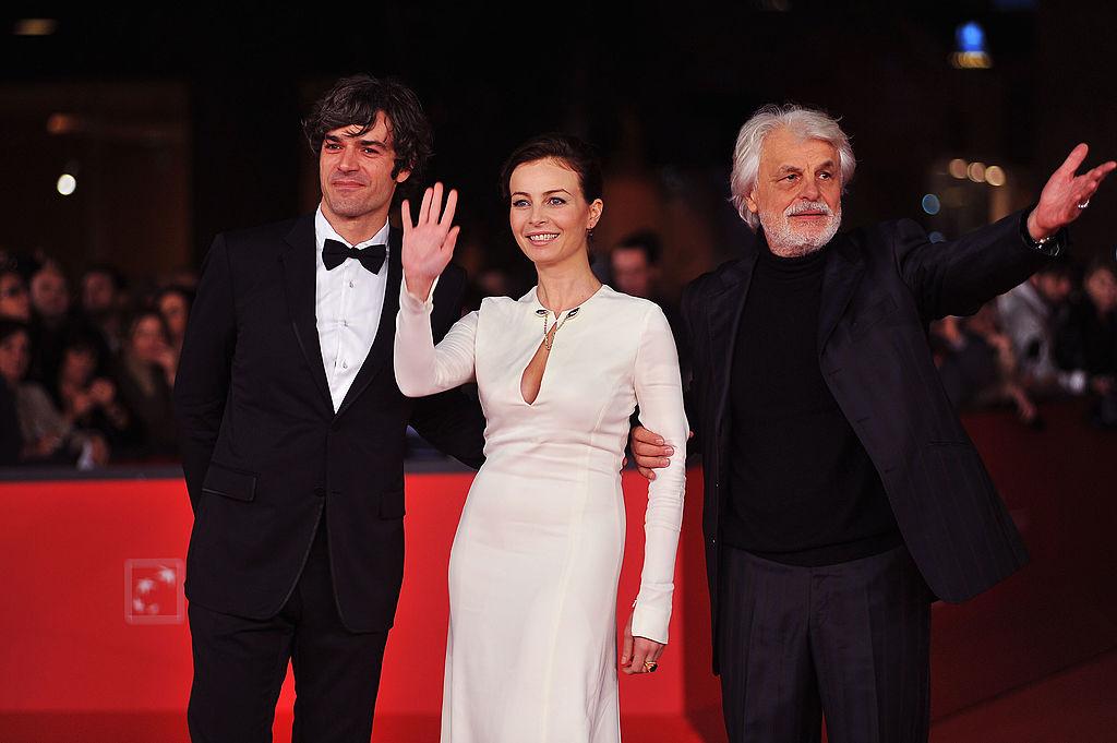 Luca Argentero, Violante e Michele Placido