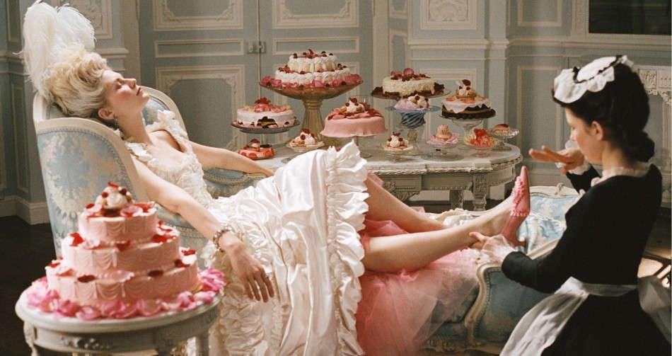 Marie Antoinette Kirsten Dust