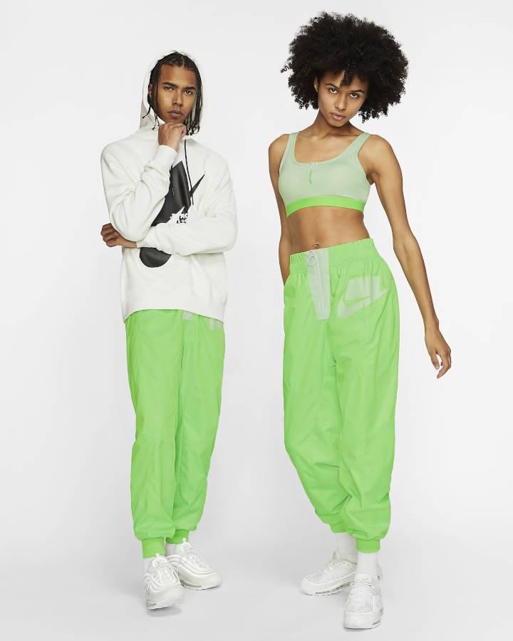 Tuta verde acetata