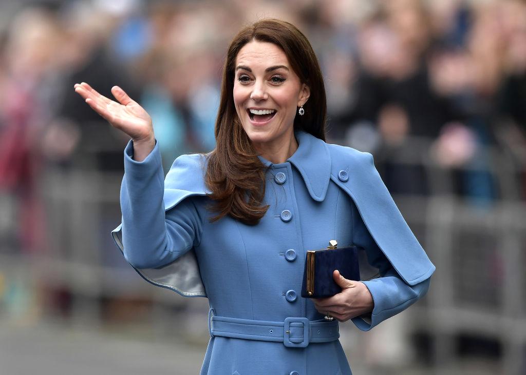 Kate Middleton lato divertente