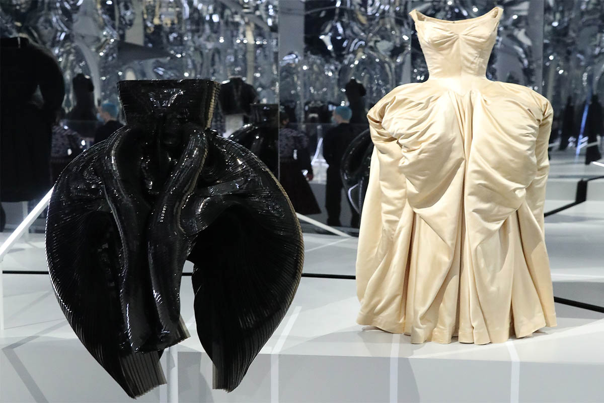 "Inaugurata al MET la mostra ""About Time: fashion and duration"""