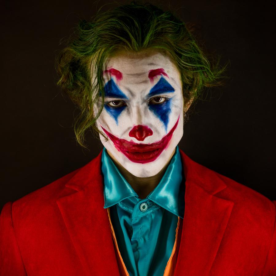 Look Halloween 2020 Joker