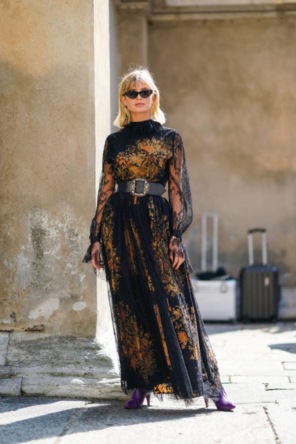 Look maxidress