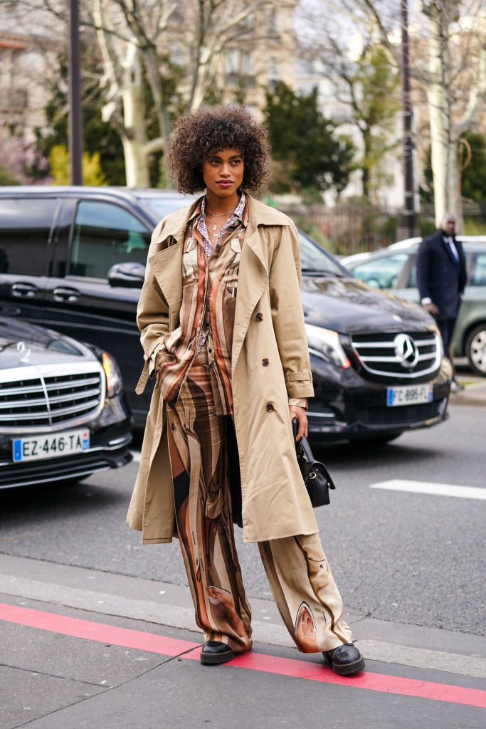 Look trench autunno 2020