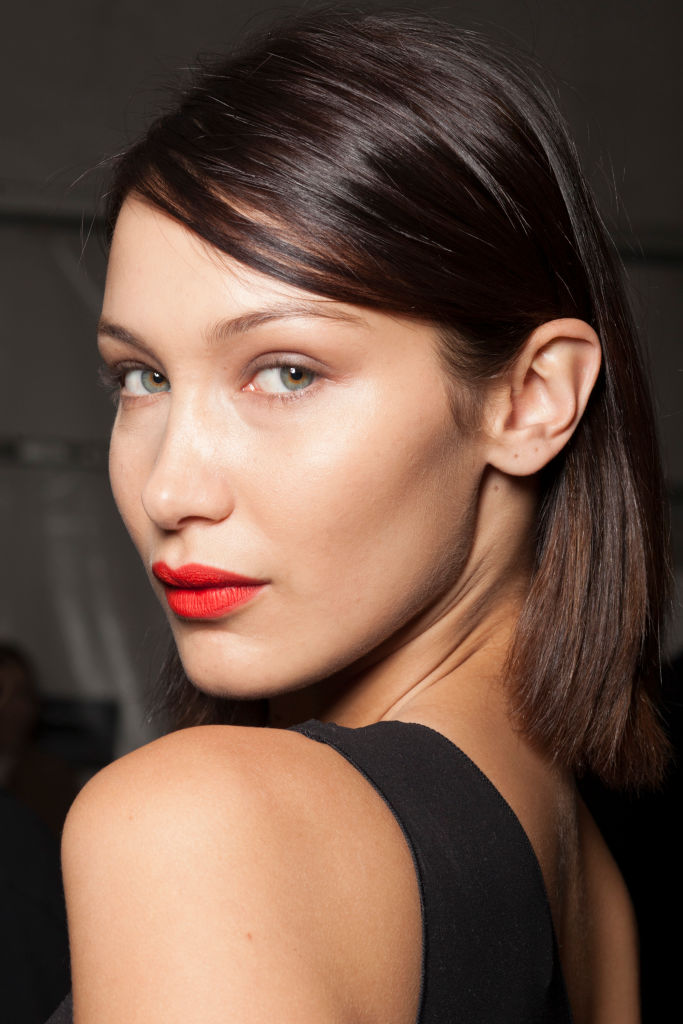 Tendenze make-up rossetto rosso
