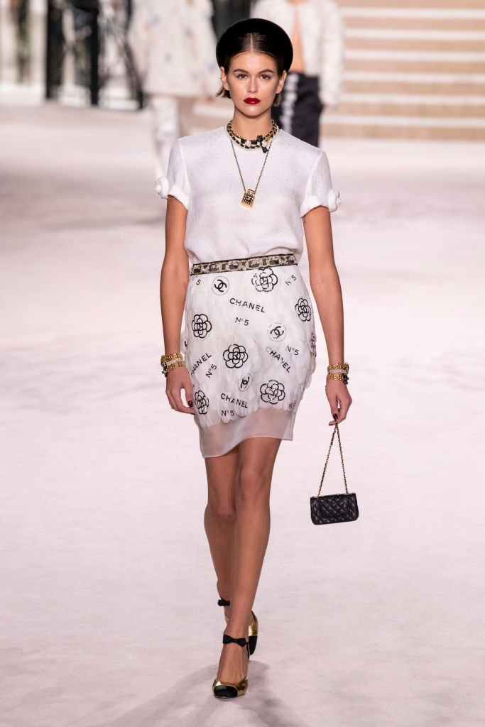 Total Look Chanel