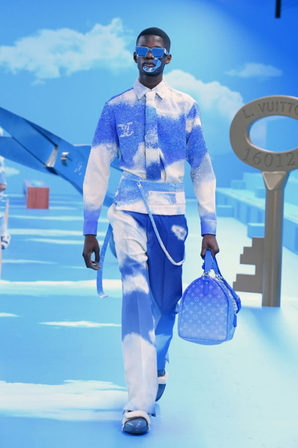 Total Look Louis Vuitton