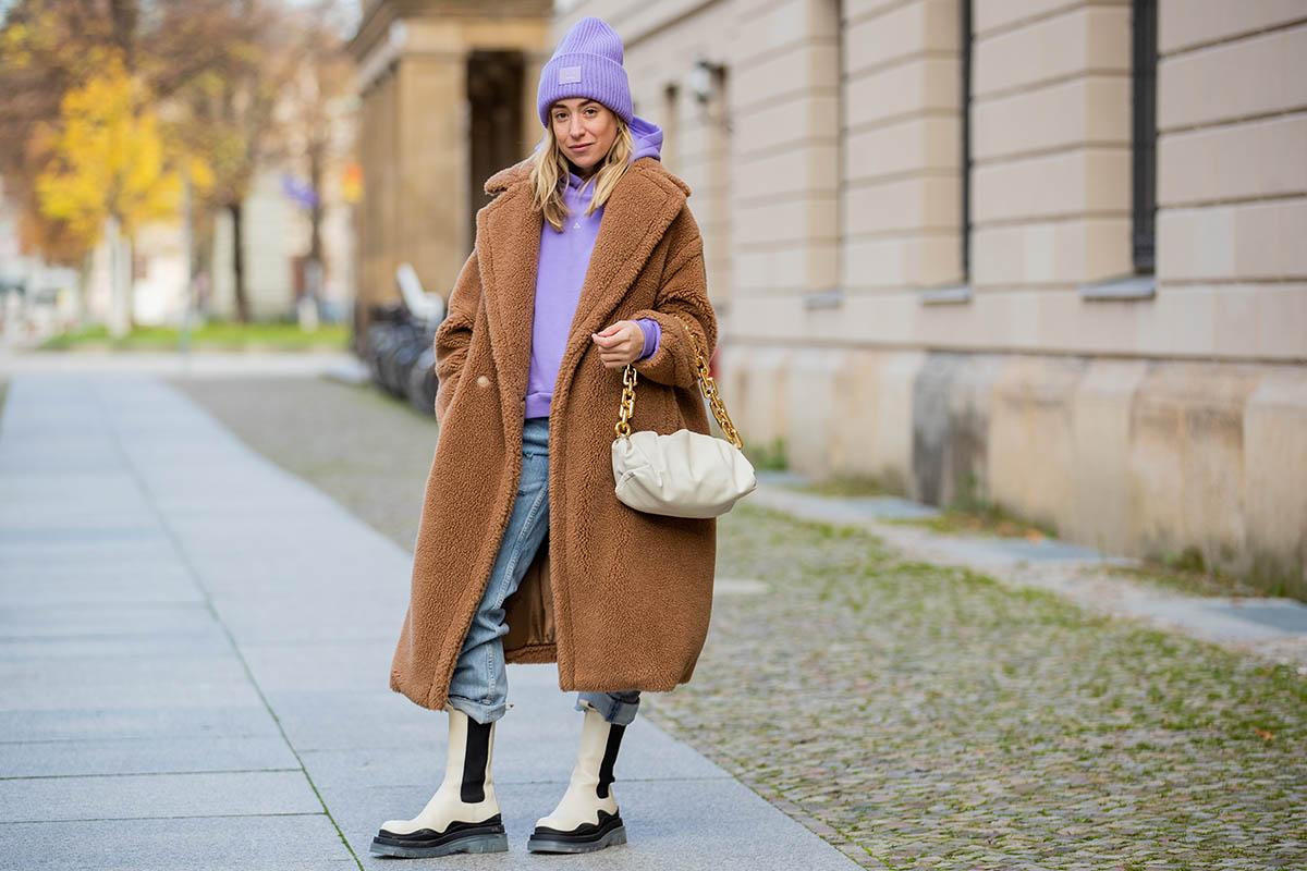 Le chains bag sono il must have dell'inverno