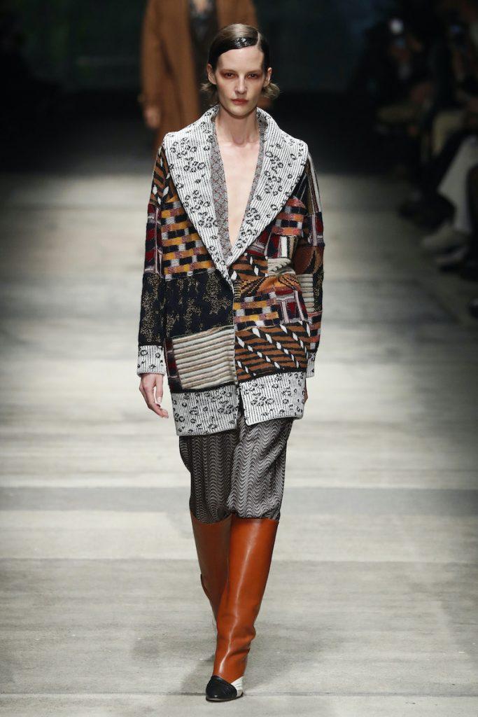 sfilata F/W 2020/2021 Missoni settimana della moda milano