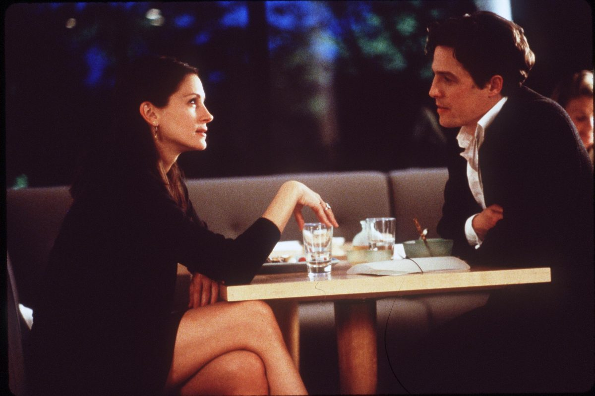 Julia Roberts And Hugh Grant Star In The Premiere Of