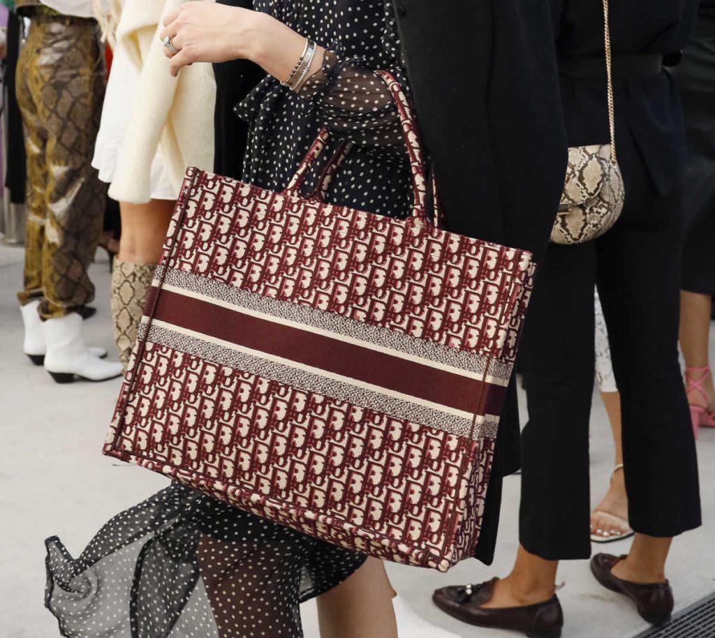 Borsa oversize Dior