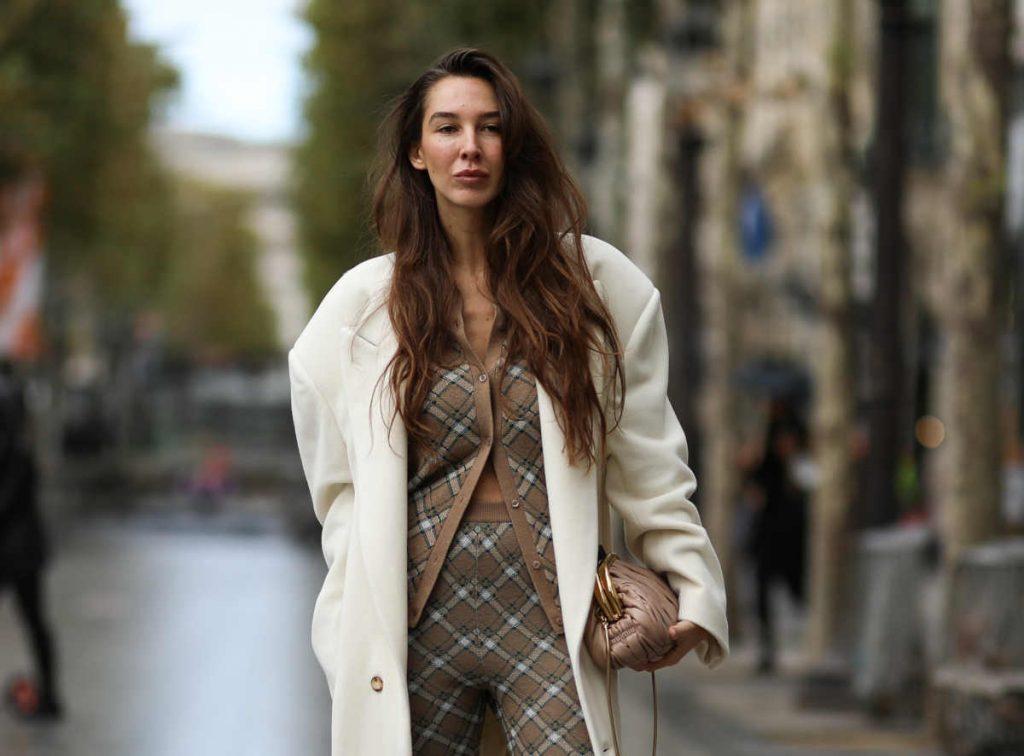 Look inverno 2021 cardigan cotone