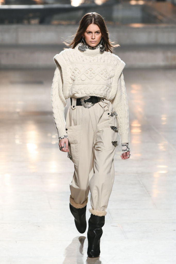 Look maglione lana