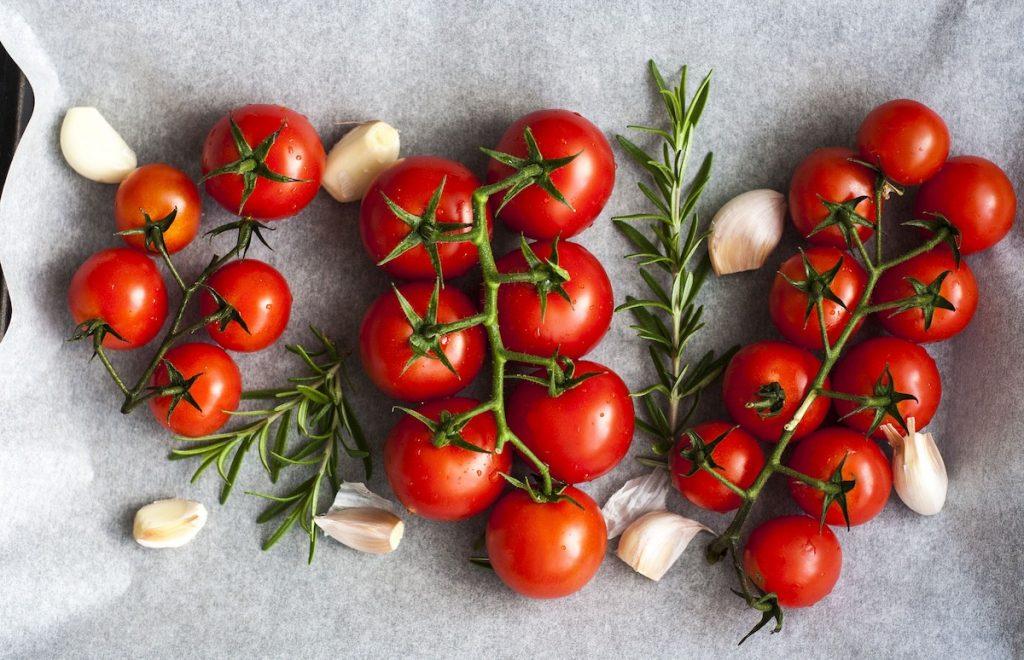 pomodoro aglio rosmarino