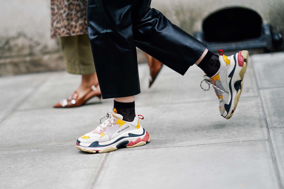 Sneakers inverno 2021