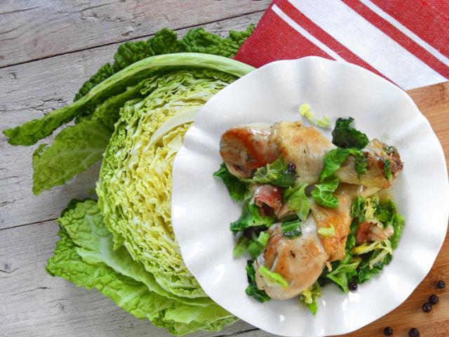 8 ricette con la verza