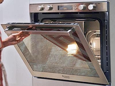 Accendere il forno