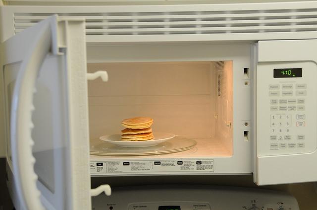 Alimenti da cuocere al microonde