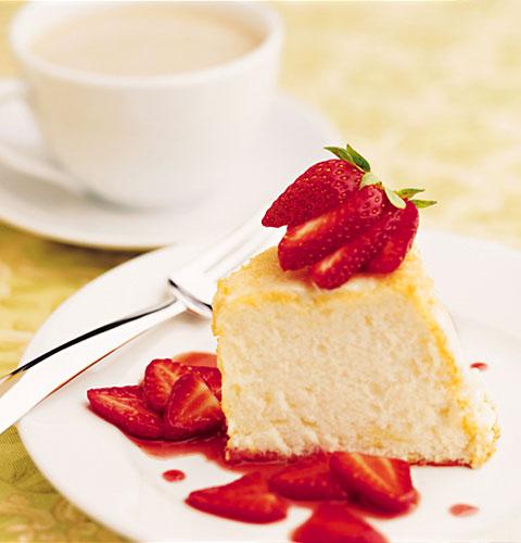 Angel Food Cake ricetta