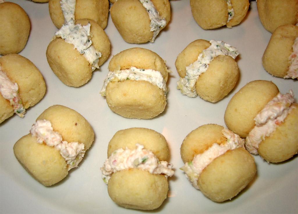 Baci_di_dama_salati ricetta e varianti