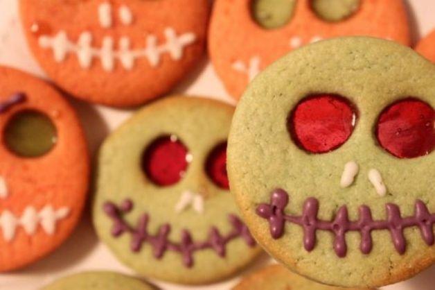 Biscotti per Halloween ricette semplici e divertenti