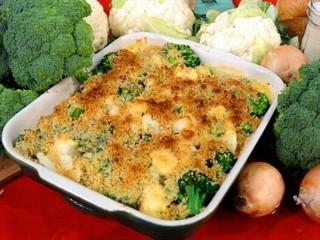 Broccoli gratinati ricetta