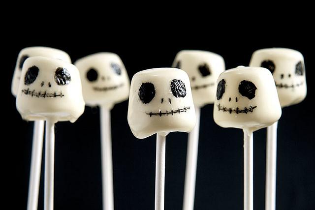 Cake pops per Halloween