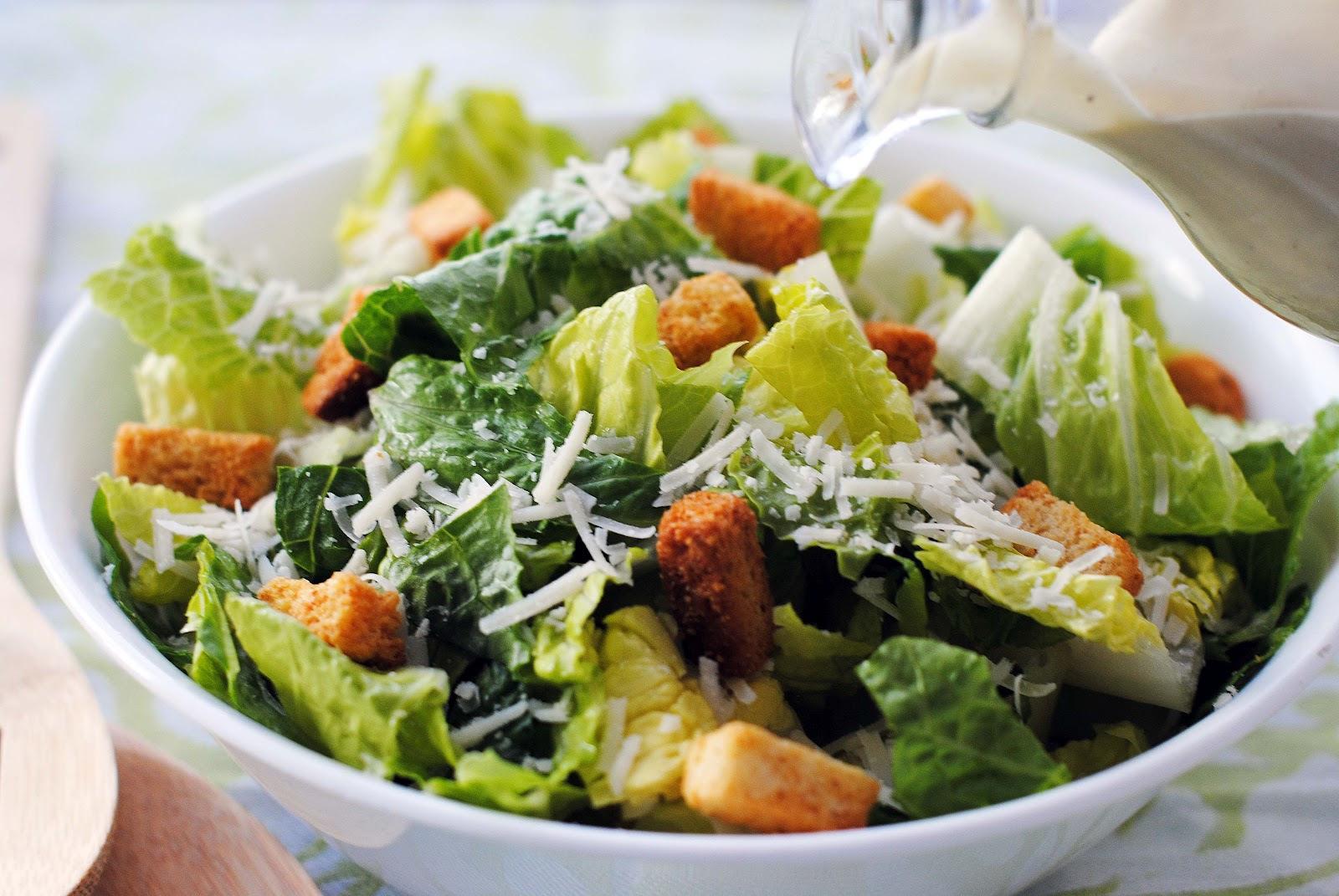 Ceasar Salad ricetta originale