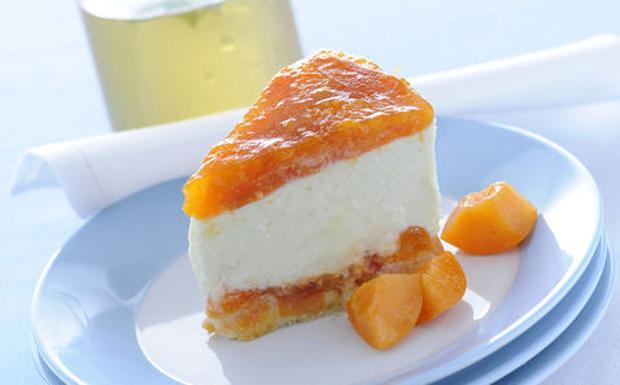 Cheesecake all'albicocca ricetta