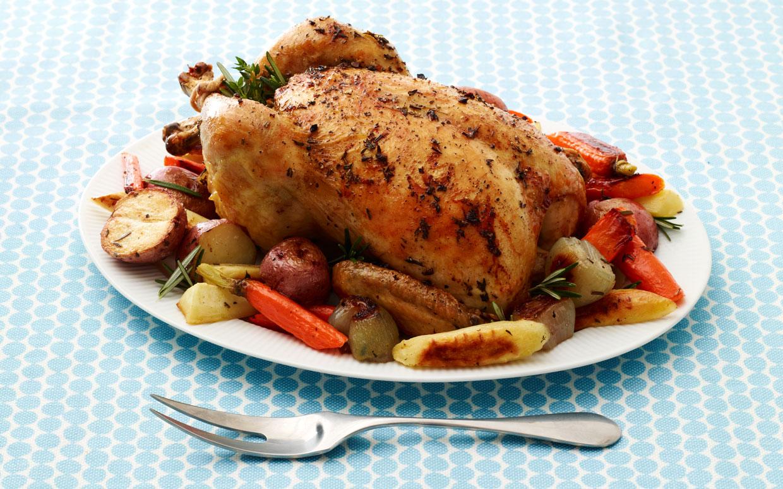 Come riciclare il pollo