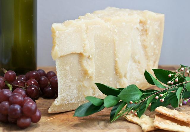 Conservare parmigiano fresco