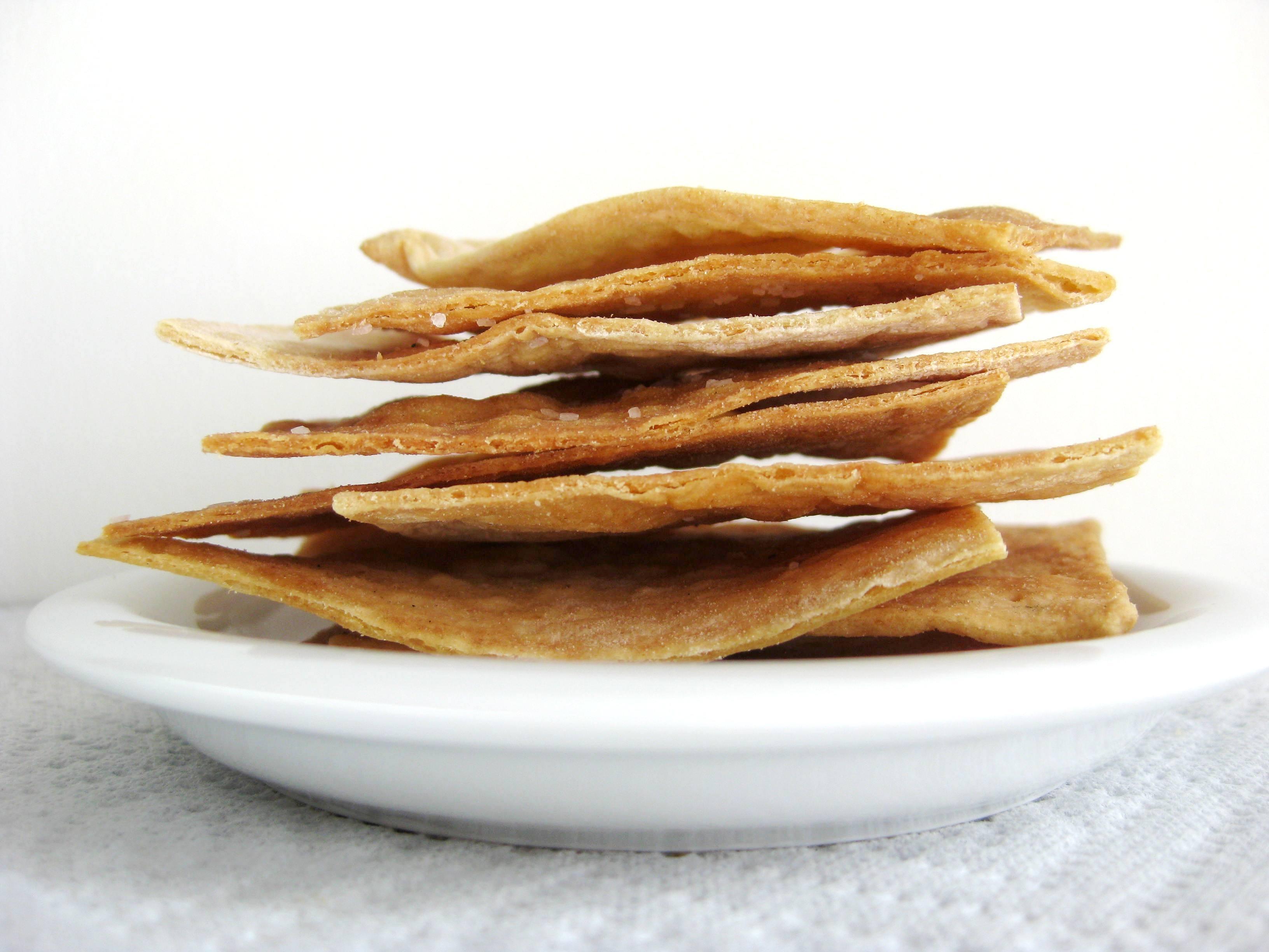 Cracker ricetta