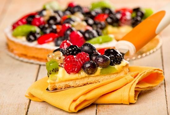 Crostata alla frutta ricetta