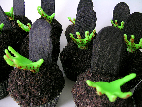 Cupcake mostruosi