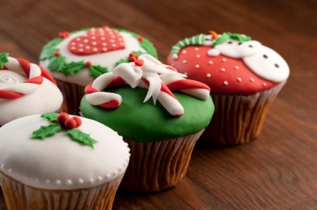 Cupcake per Natale