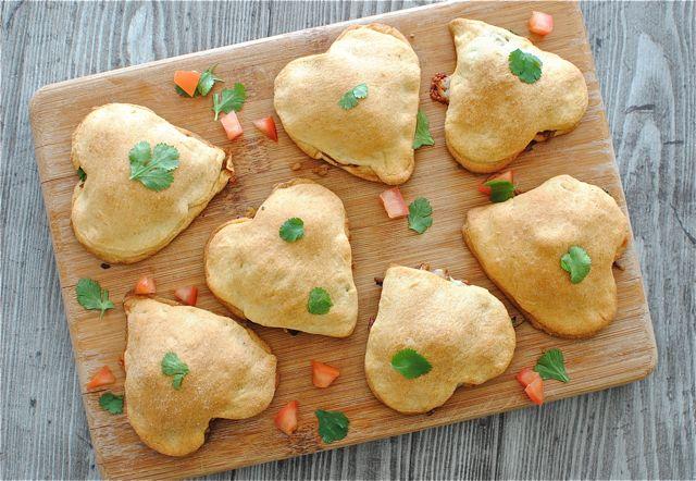 Empanadas messicane