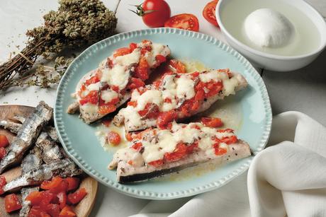 Finte pizze con pesce spada ricetta