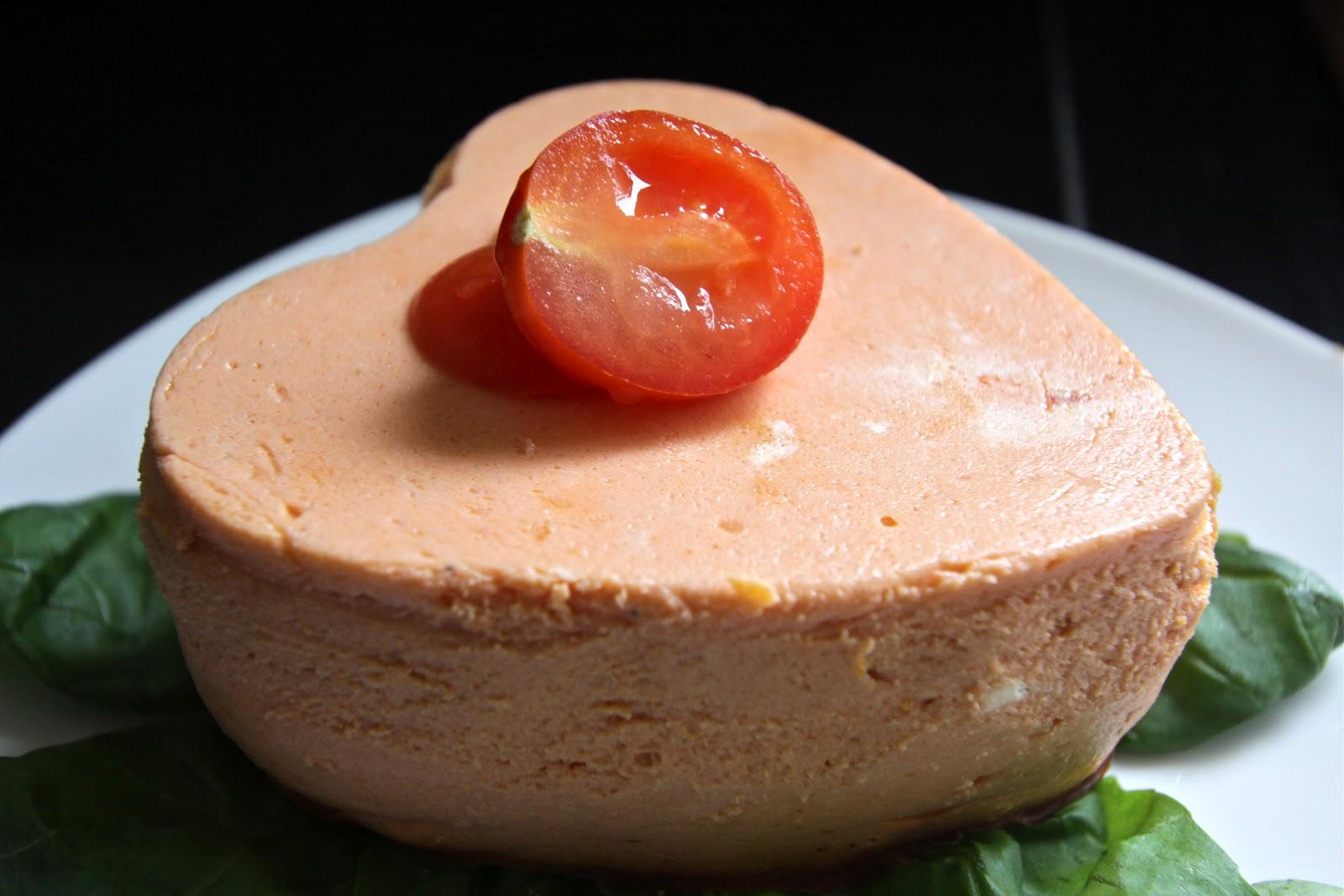 Flan di pomodori e feta